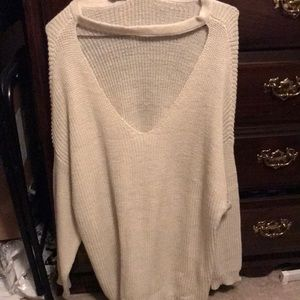 Bluenotes Knit Women's Sweater